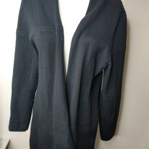 Eileen Fisher Sweater Cardigan Jacket Large